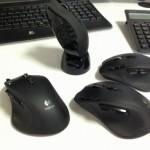 多ボタンゲーミングマウスで作業効率アップ。ロジクールG700が最強。