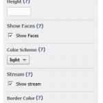 Facebookソーシャルプラグイン、Like Boxをカラーミーに設置する。