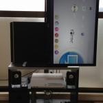 Nasne(ナスネ)とIPS液晶ディスプレイとエルゴトロンで、テレビで視るより快適に。