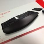 マイクロソフト最新エルゴノミクス キーボード Sculpt Ergonomic Desktop L5V-00022・・・到着!