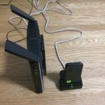 UQWiMAX(Aterm WM3800R)を自宅利用で電波改善する方法。