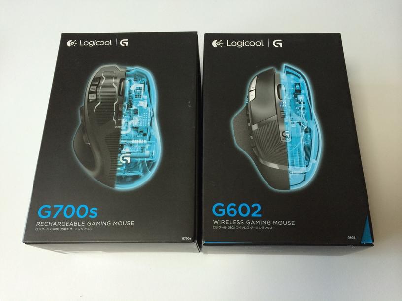 G602とG700S