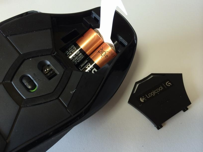 普通の電池