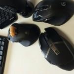 オススメの多ボタンマウスG602とG700sの比較と違い。