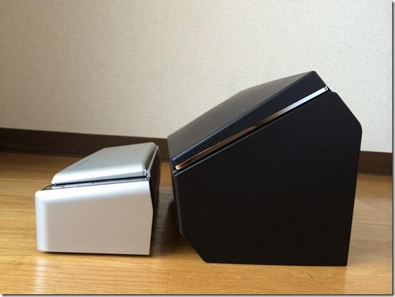 iX500とS1300iの横サイズ比較