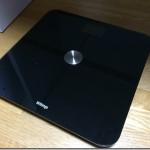 UP by Jawboneの連携アプリで連動して運動する。体重推移も自動同期で強制ダイエット。