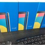 Nexus5でBIGLOBE SIMを使う。APNの設定方法。
