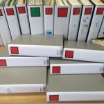 確定申告書類(帳票・帳簿)の保管と、領収書(レシート)の管理方法。