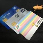 漢方スタイルクラブカード改悪につき、リクルートカードの2枚持ちでnanacoチャージに対応する。