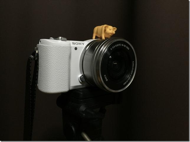 ミラーレス一眼「α5100」を遠隔操作で商品撮影。やっぱり画質は違うよね。