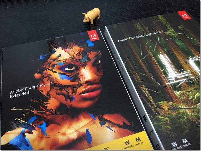 Adobe Photoshop CCを激安価格で手に入れる。学生専用アカデミック版の購入方法。