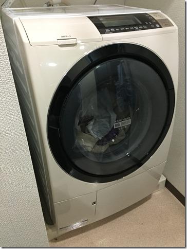 ドラム式洗濯機 BD-ST9700L