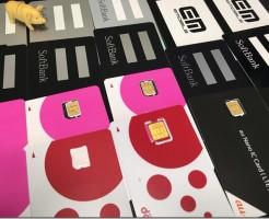 様々な通話SIM