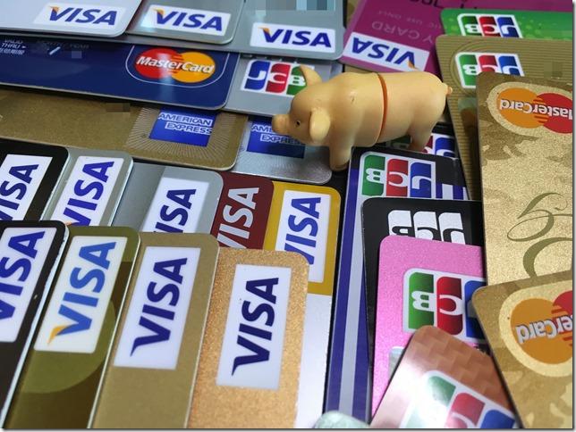 海外クレジットカード決済の為替レート比較。国際ブランドによる事務手数料の違い。
