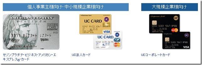 UC法人カードのメリット・デメリット。