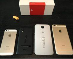 iPhone Plusのサイズ感を検証