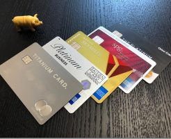 オススメのプラチナカード